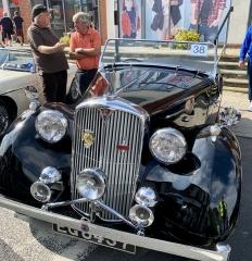 Biddulph Classic Car Show 2019